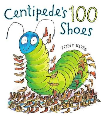 Centipedes 100 Shoes By Ross, Tony
